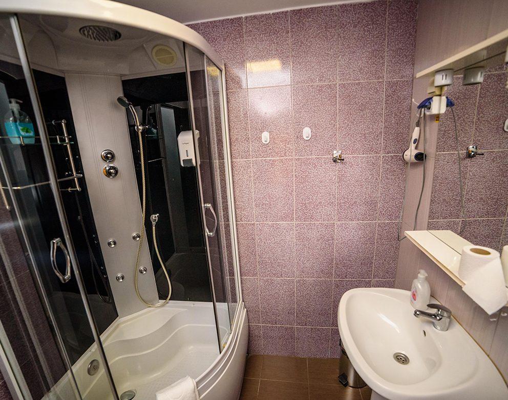 Baie - Suita cu un Dormitor Hotel Elite Turnu Severin