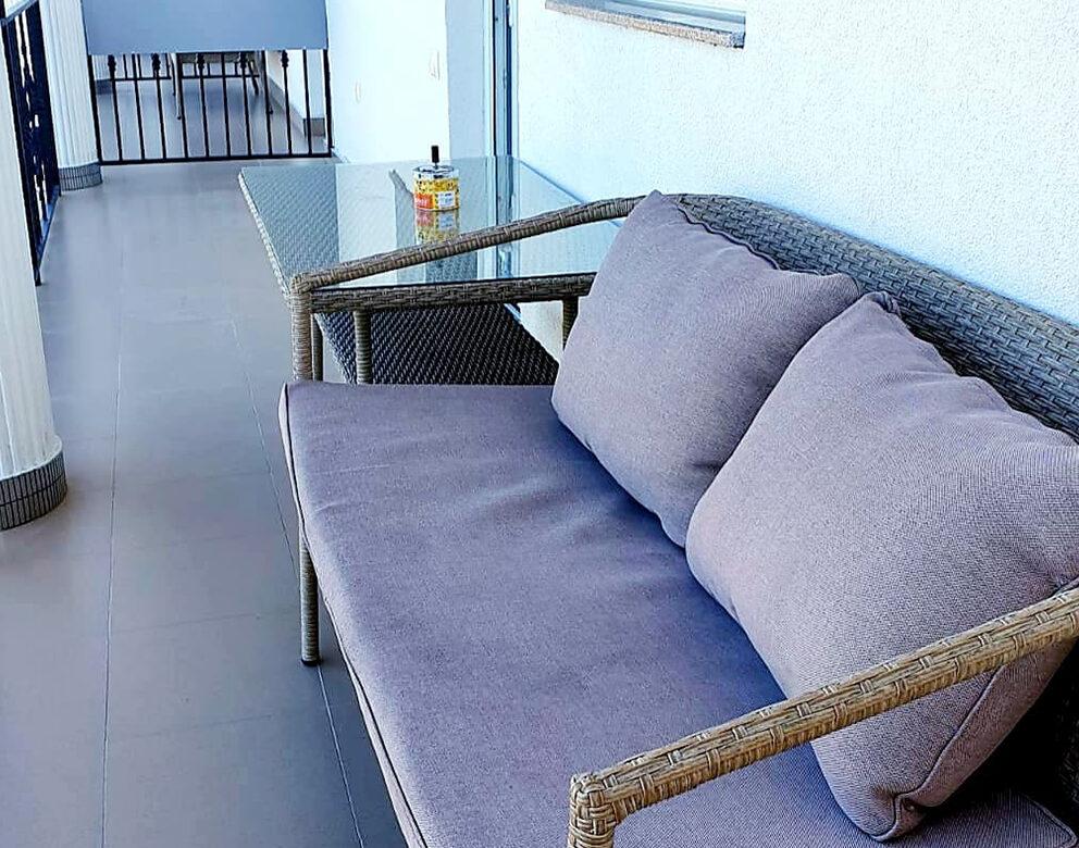 Balcon Camera King cu Vedere la Piscina Hotel Elite Turnu Severin