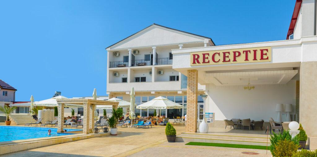 Receptie Hotel Elite Turnu Severin